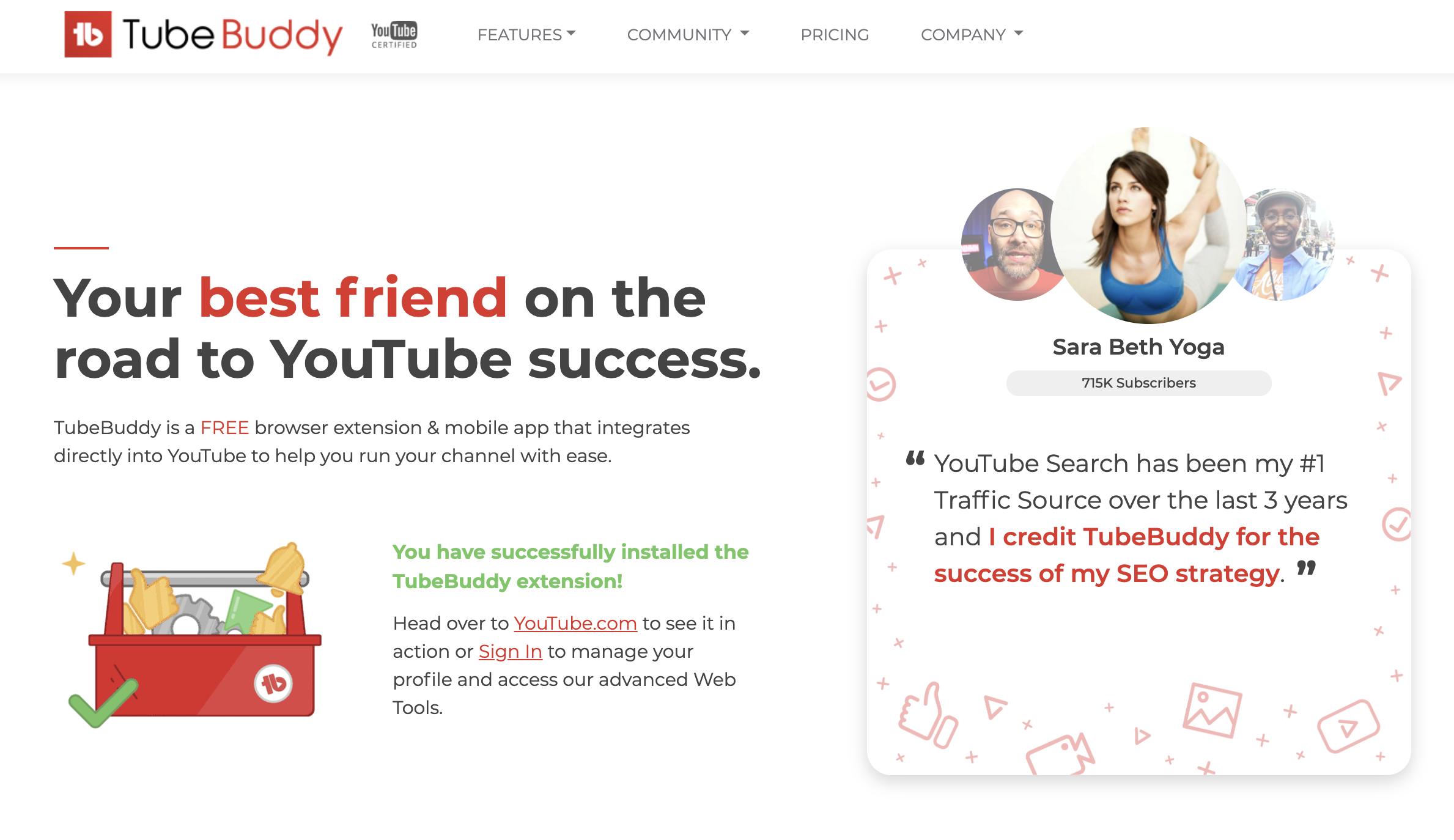 tubebuddy overview